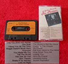MC 20 Golden pieces of the platters-musique cassette cassette