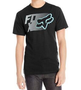 Brand New FOX RACING 2020 Defragment Premium T-shirt Tee Short Sleeve Black