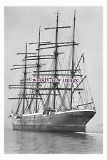 rs0107 - German Sailing Ship - Magdalene Vinnen , built 1892 - photograph