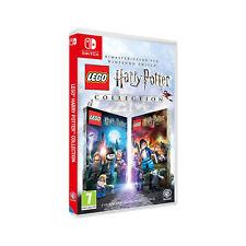 Warner Bros Lego Harry Potter Collezione Due Giochi per Nintendo Switch