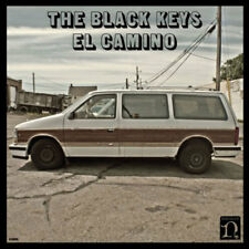 The Black Keys-El camino [vinile LP] (LP NUOVO!) 075597963335