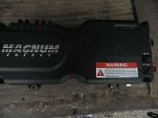New listing Magnum Mm1212 1200 Watt Inverter 70 Amp Charger