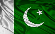 Pakistani Flag of Pakistan 5ft x 3ft in Polyester