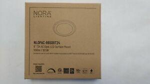 Nora Lighting NLOPAC-R6509T24 Opal Surface Mount