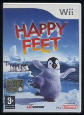 game Wii HAPPY FEET italiano - sigillato vg018