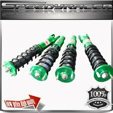 1992-1995 Honda civic SI EG Integra coilover Suspension kits Adj Height GREEN