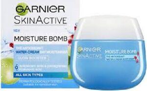 Garnier Skin Active Moisture Bomb DAY Antioxidant Gel Cream 50ml