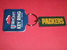 PACKERS KEY RING