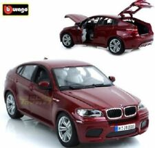 Voitures, camions et fourgons miniatures rouge cars BMW