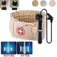 Tracción de aire espinal Physio Descompresión Cinturón de espalda Brace Dolor-