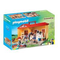 Playmobil-- 5671 --Mitnahme Pferdestall NEU OVP