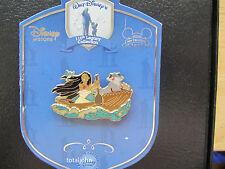 Disney DisneyStore.com 110th Legacy Collection Meeko and Pocahontas HTF LE 250