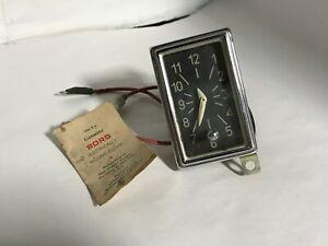 1946 1947 1948 DESOTO NOS MOPAR ORIGINAL DASH CLOCK 46 47 48