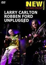Larry Carlton/Robben Ford - Unplugged [DVD] [2012][Region 2]