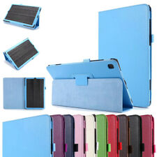 Slim PU Leather Stand Case Cover For Samsung Galaxy Tab S6 Lite 10.4'' P610 P615