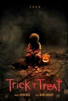 Trick 'r Treat Movie POSTER 11 x 17 Dylan Baker, Rochelle Aytes, A