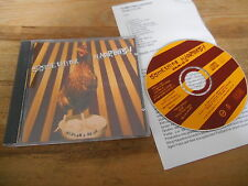 CD Indie Something Happens - Bedlam A Go Go (13 Song) VIRGIN REC Presskit