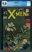 X-Men #11 CGC 9.0 OW/W 1st Appearance of The Stranger