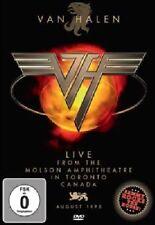 Van Halen - Live In Toronto 1995 [DVD] SAMMY HAGAR ON VOCALS NOT DAVID LEE ROTH