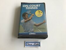 On-Court Tennis - Commodore 64 - PAL - Neuf Sous Blister