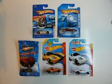 Lot of 5 Hot Wheels Ford Shelby GR-1 Concept