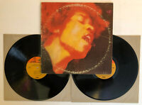Jimi Hendrix Experience - Electric Ladyland - 1969 US 1st Press 2 RS 6307 (VG+)