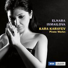 Elnara Ismailova - Kara Karayev Piano Works [CD]