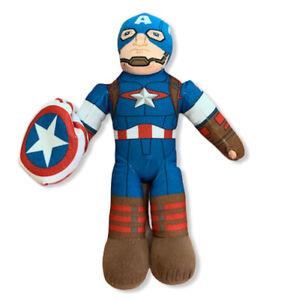 """Marvel Avengers CAPTAIN AMERICA 16"""" Plush Toy"""