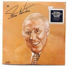 Sealed STAN KENTON & HIS ORCH Live At Butler University LP CRESCENDO RECORDS