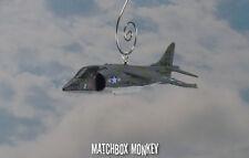 Harrier US Marines VMA 231 Top Gun USMC Airplane Jet Aircraft Christmas Ornament
