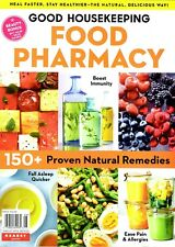 Good Housekeeping Magazine 2020 Proven Natural Remedies 150+ FOOD PHARMACY