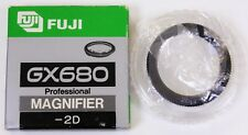 Fuji Fujifilm Magnifier Diopter -2D for GX680 Professional - Boxed