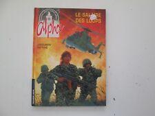 ALPHA T3 LE SALAIRE DES LOUPS BE/TBE REEDITION