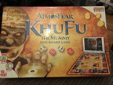 Vivid Games Atmosfear Khufu The Mummy Board Game RPG Complete DVD