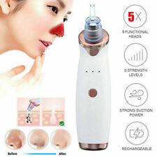 New Face Facial Pore Blackhead Remover Electric Vacuum Derma Cleaning Apparatus
