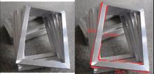 Silk Screen Printing Aluminum frame*1PC outside size 20x30cm M