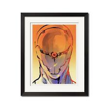 Metal Gear Solid Cyborg Ninja Poster Print