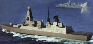 Trumpeter Model kit 1/350 HMS Daring Type 45 Destroyer