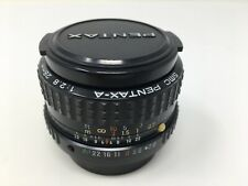 Pentax F2.8 SMCA 28mm lens in good condition