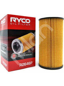Ryco Oil Filter FOR VOLVO XC70 (R2646P)