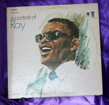 RAY CHARLES: A Portrait Of Ray LP ABC RECORDS ABCS625 US 1968 Stereo