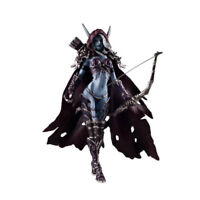 World of Warcraft Sylvanas Windrunner - WOW Actionfigur mit Box - 16cm