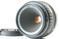 【Excellent+++】 SMC Pentax-M Macro 50mm F/4 MF Prime Lens From Japan