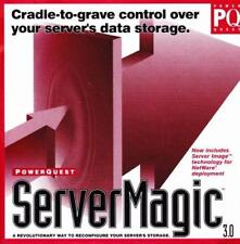 ServerMagic 3.0 PC CD manage data storage deployment, disaster recovery! Magic 3
