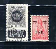 PORTUGUESE  ANGOLA  PORTUGAL STAMPS  USED   LOT  16787