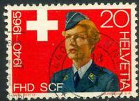 Svizzera 1965 SG 716 Usato 60%