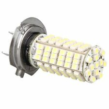 1 White H7 12V 102 SMD LED Headlight Car Lamp Bulb Light Lamp BT O6M4