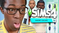 NEW 🔥 The Sims 4 game ALL DLC Nifty Knitting Star Wars Snowy Escape OFFLINE PC