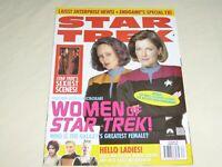 Star Trek The Official Monthly Magazine UK Titan 82 Women of Star Trek