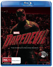 Daredevil - The Complete Second Season Blu-Ray 4 Disc Set - Region Free [NEW]